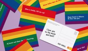 Shell en LGBTQ+