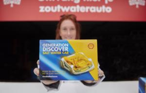 Misleidende brand stretching: Shell, schone energie en kinderkadootjes