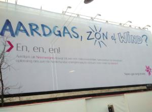 Statoil, zon, wind en... aardgas