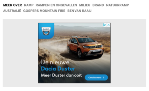 SUV-verkoop gaat omhoog door verleidende fossiele reclame