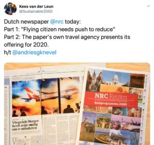 Vliegverleiding in NRC