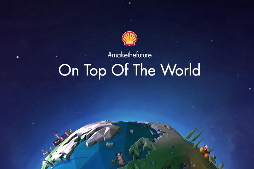 Shell aangeklaagd wegens misleiding Make The Future