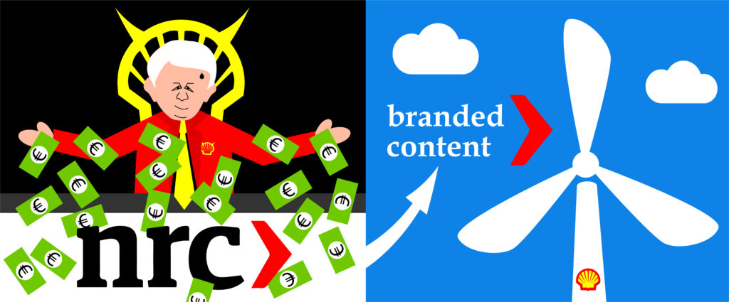 NRC branded content Shell