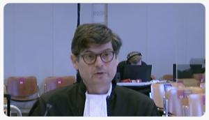 Roger Cox Rechtszaak Milieudefensie vs Shell